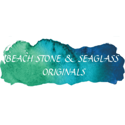 Ellen Main Rep Beach STone & Sea Glass Originals