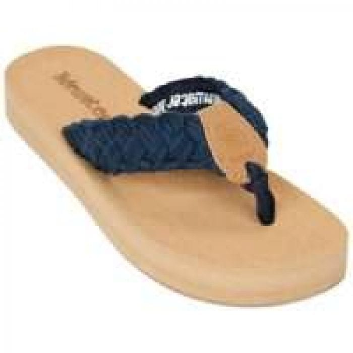 Tidewater rope flipflop